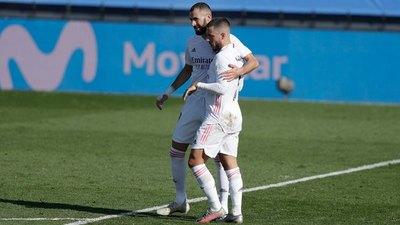 Real Madrid golea al Huesca y Joao Félix pone la cara por el 'Aleti'