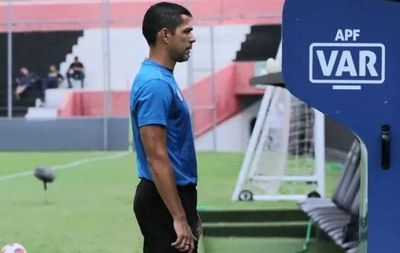 Díaz de Vivar designado para el juego entre Cerro y Libertad