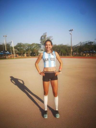Regresó la actividad de atletismo con torneo abierto en la SND