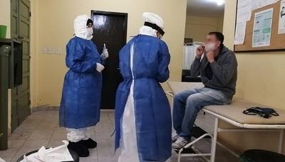 Salud Pública informa sobre 17 fallecidos y 589 casos positivos de COVID19