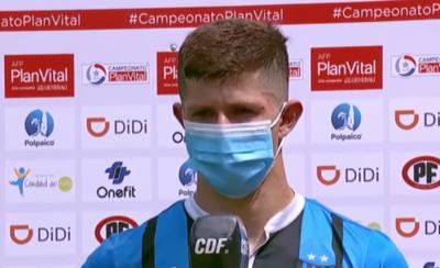HOY / Cris anota para el triunfo del equipo de Gustavo Florentín
