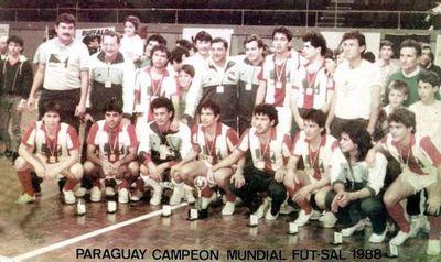 30 de octubre: A 32 años de una gran hazaña del salonismo paraguayo