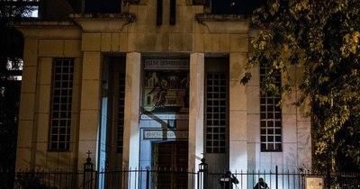 La Nación / Un sacerdote ortodoxo fue herido de bala en Francia