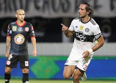 Olimpia quiere empezar a recuperarse ante San Lorenzo