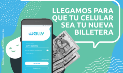 Wally otra billetera electrónica que se suma al boom digital