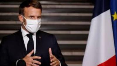 Macron critica medidas imperiales de Turquía y aumenta disputa entre países
