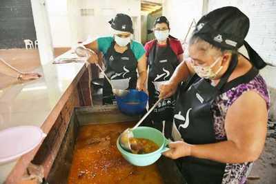 Más de 3.000.000 kg de alimentos distribuyó Itaipu para ollas populares en Alto Paraná