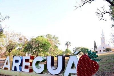 Primer aniversario de Areguá como ciudad creativa