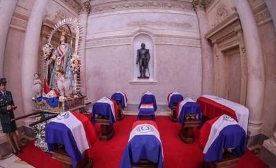 HOY / Proponen el traslado de los restos de Madame Lynch al Panteón de los Héroes