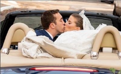 Violar la cuarentena sanitaria en la boda de Sol y Patrick costó 15 millones de guaraníes