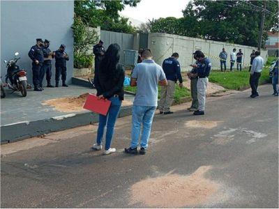Identifican a víctima de presunto sicariato en Pedro Juan Caballero
