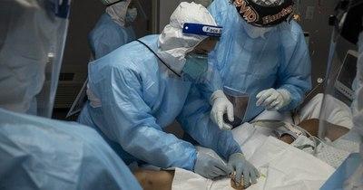 La Nación / Noviembre se inicia con 546 contagios y 14 fallecidos por COVID-19