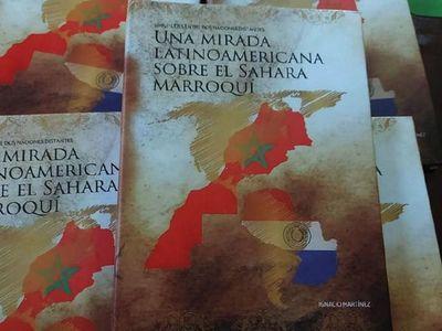 Lanzan libro sobre el  Sahara marroquí
