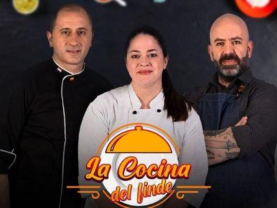 El sábado se estrena La cocina del finde por Telefuturo