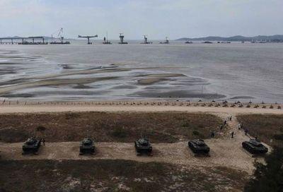 Alerta en Taiwán por el ruido de sables de Pekín