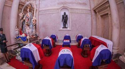 Proponen el traslado de los restos de Madame Lynch al Panteón de los Héroes