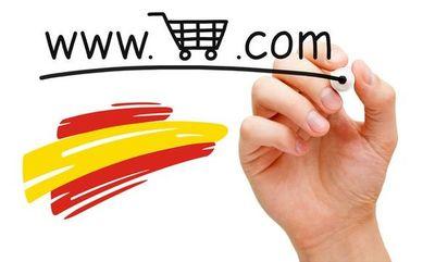 España lidera compras web entre europeos