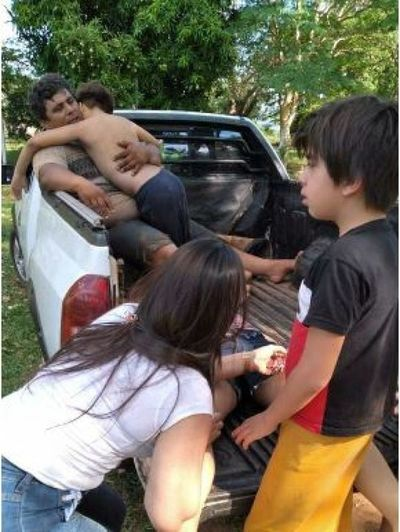 Dos menores mueren ahogados en el arroyo Guavirá