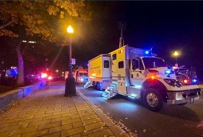 Crónica / Joven disfrazado mató a dos en noche de brujas