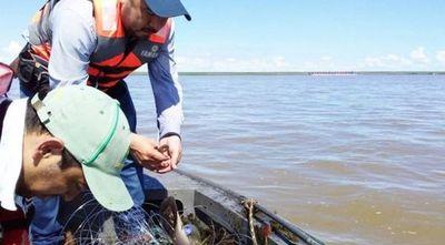 Comienza la veda pesquera en todo el país