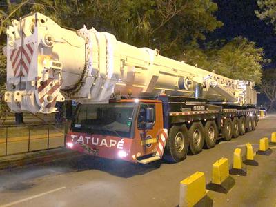 Puente de la Integración: Margen paraguaya alista la colocación de vigas de 60 toneladas