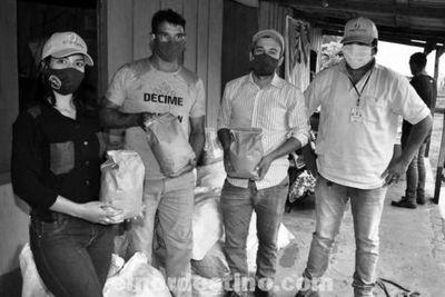 Gobernador Acevedo lanza importantes programas rurales para el cultivo de sésamo y tártago en el distrito de Karapaî