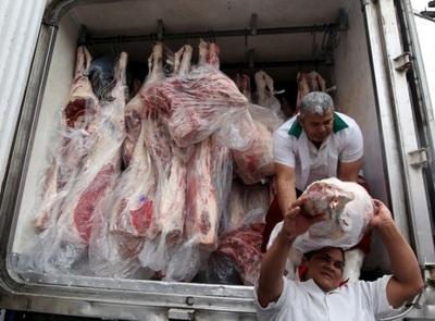 En China advierten la presencia de coronavirus en envases de carne de cerdo importados de Brasil