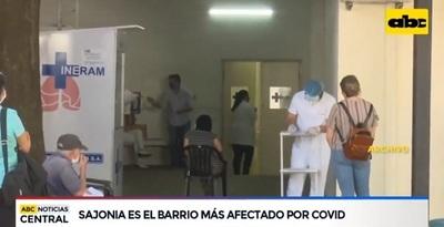Sajonia es el barrio más golpeado por el coronavirus en Asunción