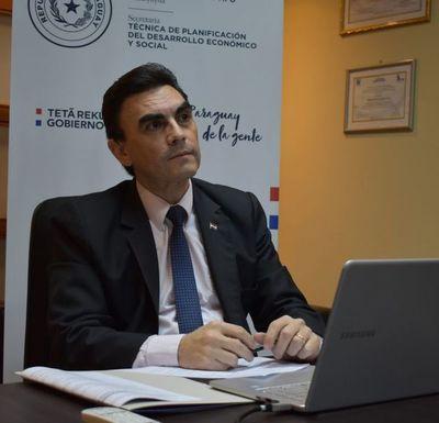 Carlos Pereira será el nuevo ministro del MUVH en reemplazo de Durand