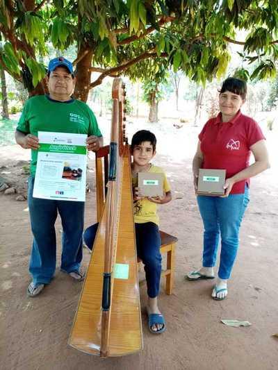 Presentan primeros resultados de campaña de donación tecnológica para niños músicos