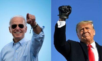 Trump y Biden, historia de dos campañas totalmente opuestas