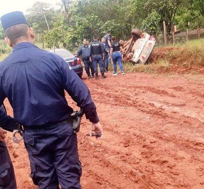 Prisión para funcionario municipal implicado en millonario asalto a surtidor