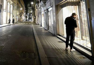 Italia va a imponer toque de queda nocturno en todo el país