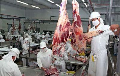 La exportación de carne sigue mejor que en 2019, a pesar de la crisis