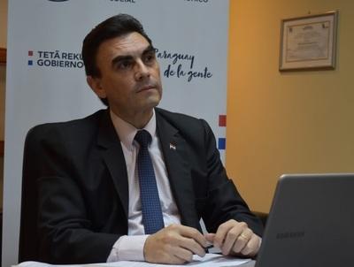 Carlos Pereira es nombrado nuevo ministro del MUVH