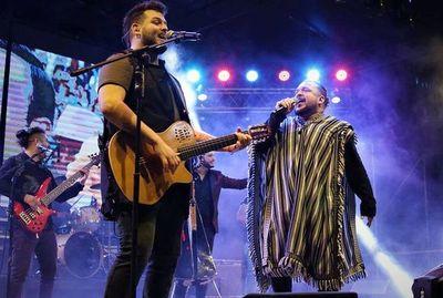 Tierra Adentro, ansiosos por hacer historia con el guaraní en los Latin Grammy