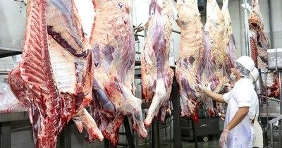 La Nación / Exportaciones de carne bovina y menudencias crecieron 6,56% a octubre