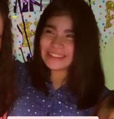 Buscan a una adolescente de 13 años que está desaparecida