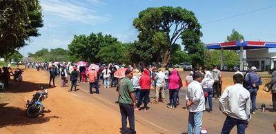 Campesinos proseguirán manifestaciones mañana