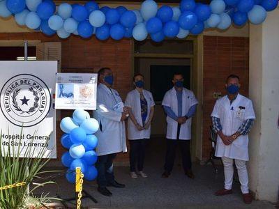 Hospital General de San Lorenzo insta a los hombres a consultar con el urólogo