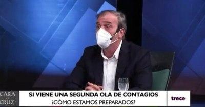"""La Nación / """"El sistema sanitario no mejoró y 2021, complicado"""""""