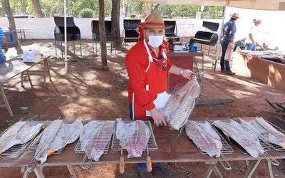 Festín de dorados levanta polémica por depredación de peces en áreas protegidas