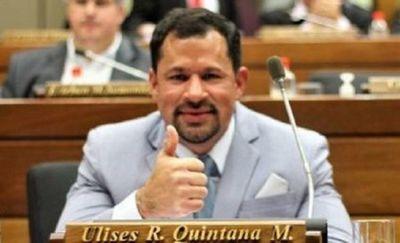 Ulises Quintana solicita reincorporarse a la Cámara de Diputados