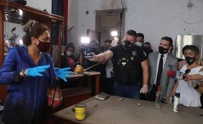 """HOY / Fiscalía sostiene que Araceli Sosa """"no avisó plan de huida de Bruno y ocultó evidencias"""""""