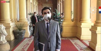 [EN VIVO] Carlos Pereira, nuevo titular del Ministerio de Vivienda