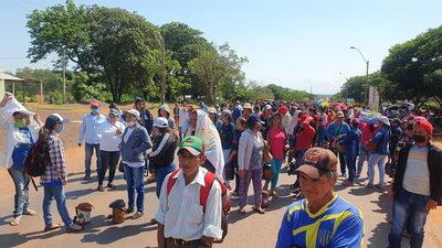 Segundo día de movilización en Arroyito