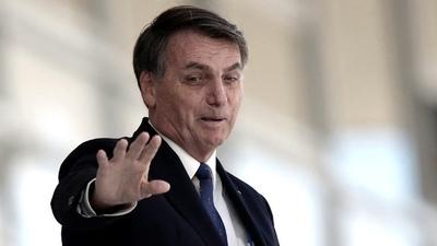 Bolsonaro confía en la victoria de Trump en las elecciones