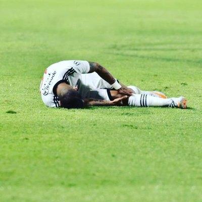 Malas noticias para Olimpia: Derlis González se pierde el resto de la temporada