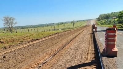 HOY / Tramo Concepción-Yby Yaú: Obras de mantenimiento con 24% de avance