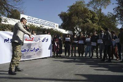 Universitarios de Kabul no bajan los brazos tras el atentado